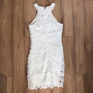 white dress poem